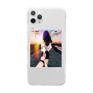 oneday Clear smartphone cases