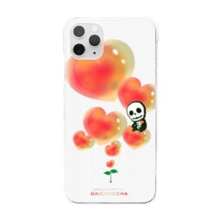 がいこっちゃ Clear smartphone cases