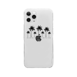Palm tree Clear smartphone cases