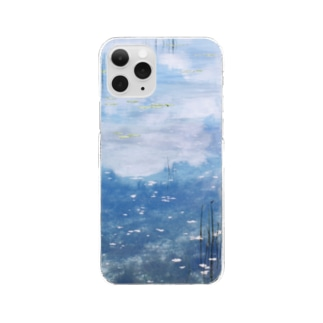 MIKAGAMI Clear smartphone cases