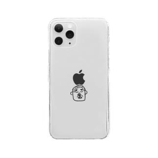 キャプテン Clear smartphone cases