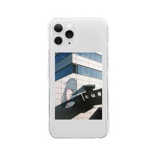 ボブディラン Clear smartphone cases
