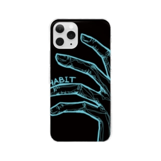 HABIT Clear smartphone cases
