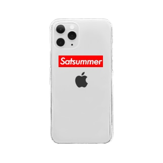 Satsummer Clear smartphone cases