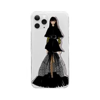 Design  sketch Clear smartphone cases