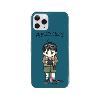 ROMAN Clear Smartphone Case