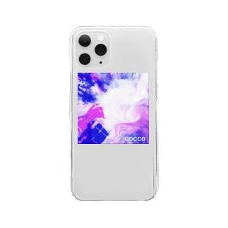 こっこさんのCOCCO・C5 Clear smartphone cases