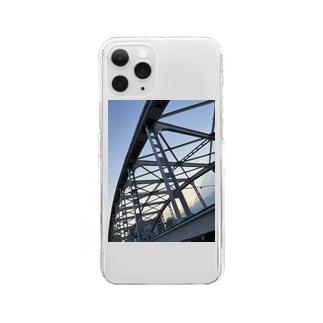 君の街 Clear smartphone cases