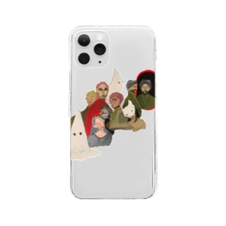 ALL OF YOU Clear smartphone cases