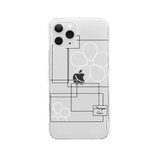 Marque Ours Clear smartphone cases