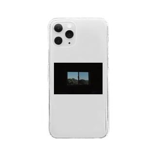 ごりきっちん iPhoneケース 11pro Clear smartphone cases