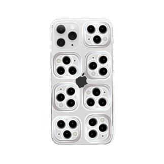 トライポフォビア/Iphone 11 pro 推奨 Clear Smartphone Case
