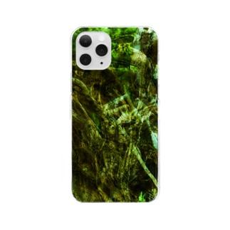 AQUA2 Clear smartphone cases