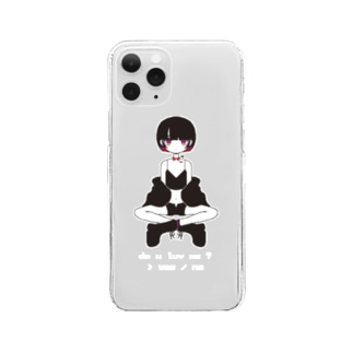 GAMING 【北千住千洋OfficialGoods】 Clear smartphone cases