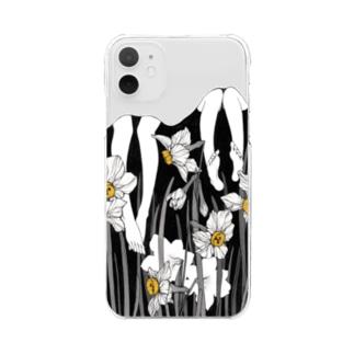 きらやかな未明 Clear smartphone cases
