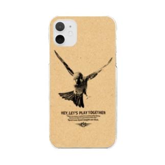 飛翔 ver.2 Clear smartphone cases