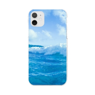 夏海空 Clear smartphone cases
