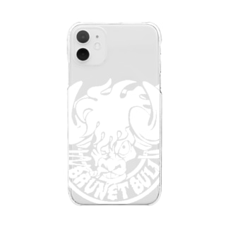 BB_bull Clear smartphone cases
