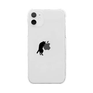 シルエット Clear smartphone cases