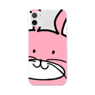らちぇっとくんiPhone 11ケース Clear smartphone cases