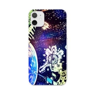 贖罪カルテット Clear smartphone cases
