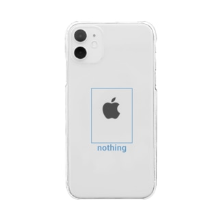 Nothing Clear smartphone cases