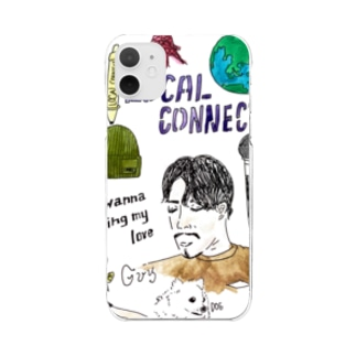 ISATO LOCAL CONNECT Clear smartphone cases