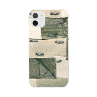 cardboard Clear smartphone cases
