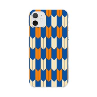 大正ロマン Clear smartphone cases