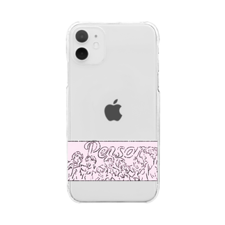 mksnのBTS PERSONA BWL Clear smartphone cases