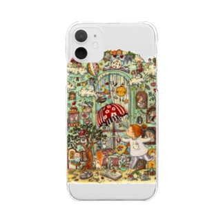 at home Clear smartphone cases