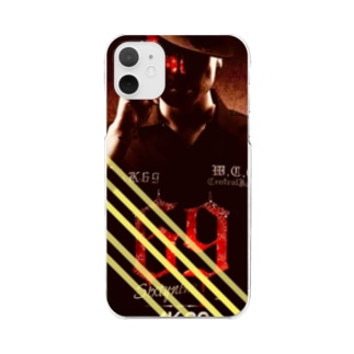 スマホカバー Clear smartphone cases