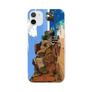 マーガレット・リバー各種スマホケース Clear smartphone cases