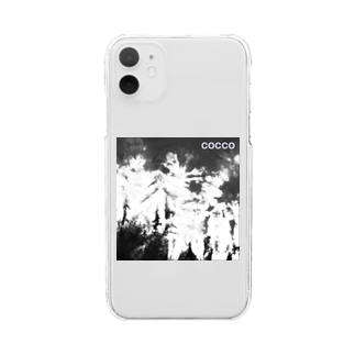 COCCOのCOCCO A2 Clear smartphone cases