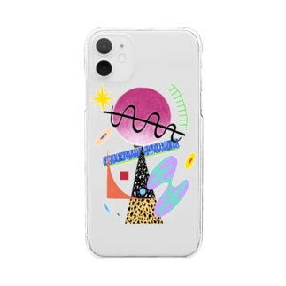 🧘🏻♀️ Power Spot 🧘🏻♀️ Clear smartphone cases