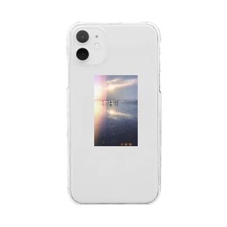 景色 Clear smartphone cases