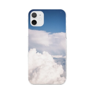 look up to the sky Clear Smartphone Case