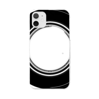 Rond-スマホケース- Clear smartphone cases