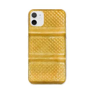 mona-phone Clear smartphone cases