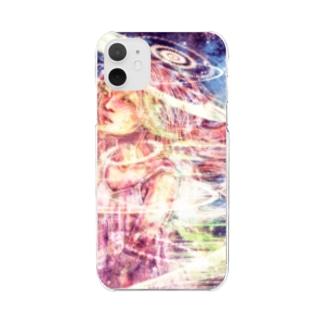 御身の星 Clear smartphone cases