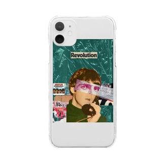 revolution  Clear smartphone cases