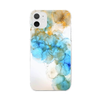 iPhoneケース Clear smartphone cases