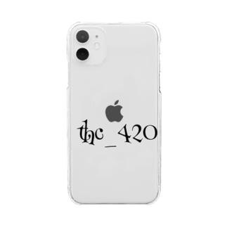 アーリー🌿 Clear smartphone cases