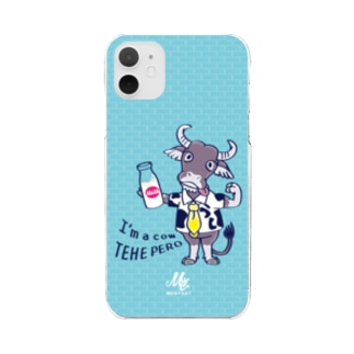 CT77水牛*C Clear smartphone cases