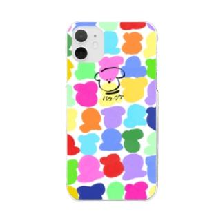 犬 Clear smartphone cases