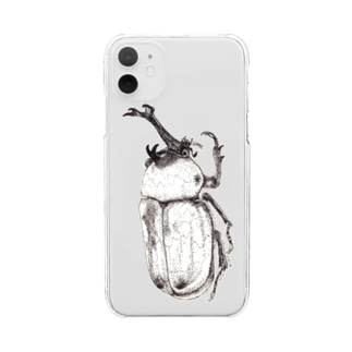 beetle2 Clear Smartphone Case