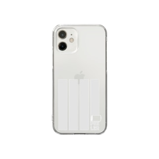 PEELER-08(WT) Clear smartphone cases