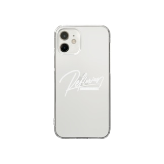 REFLEXION videopark (white) Clear smartphone cases