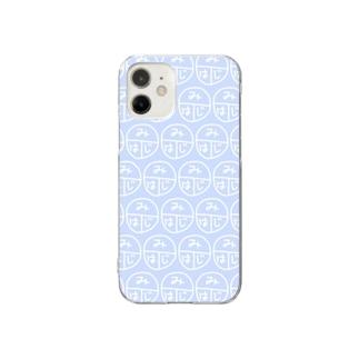 みはじ Clear smartphone cases
