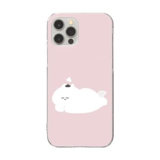 すやねんこ氏pk Clear smartphone cases